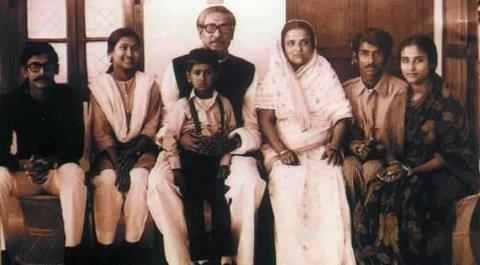 bangabandhunfamily