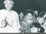 bangabandhu-introduces-daughter-in-law-sultana-kamal-to-guests