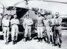 Indian Airforce and Mukti Bahini Bangladesh pilots and enginners,in 1971 on the Eastern front