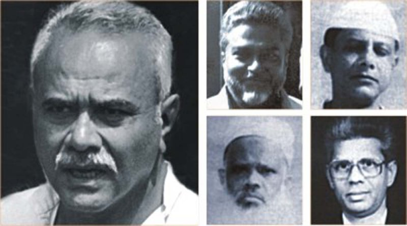 Execution of five killers of Bangabandhu