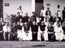 Bangabandhu and his cabinet after the Liberation War.
