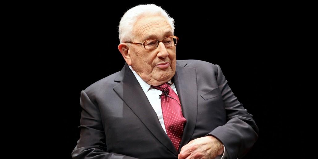 Henry Kissinger #thenewscompany  #bangabandhu